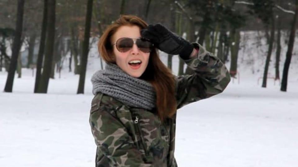 Anna Slováčková ve vlastní parodii na parodii na upírskou ságu Stmívání