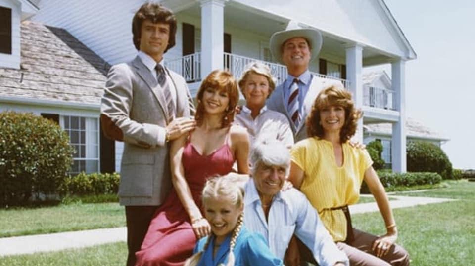 Dallas- rodina Ewingů