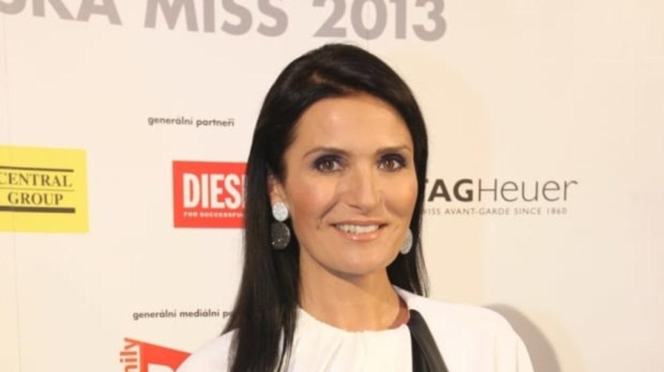 Ředitelka České Miss Michaela Maláčová