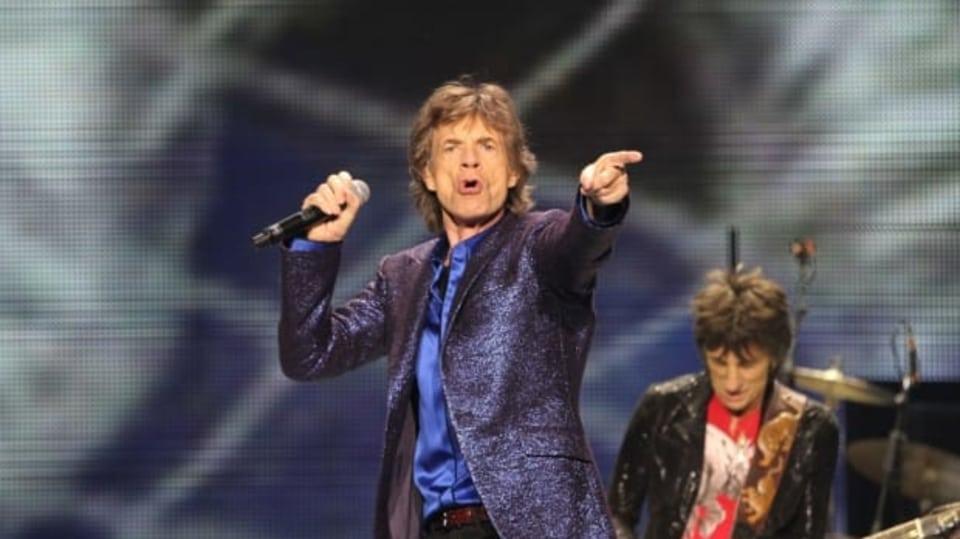 Video VIP zprávy: Rolling Stones