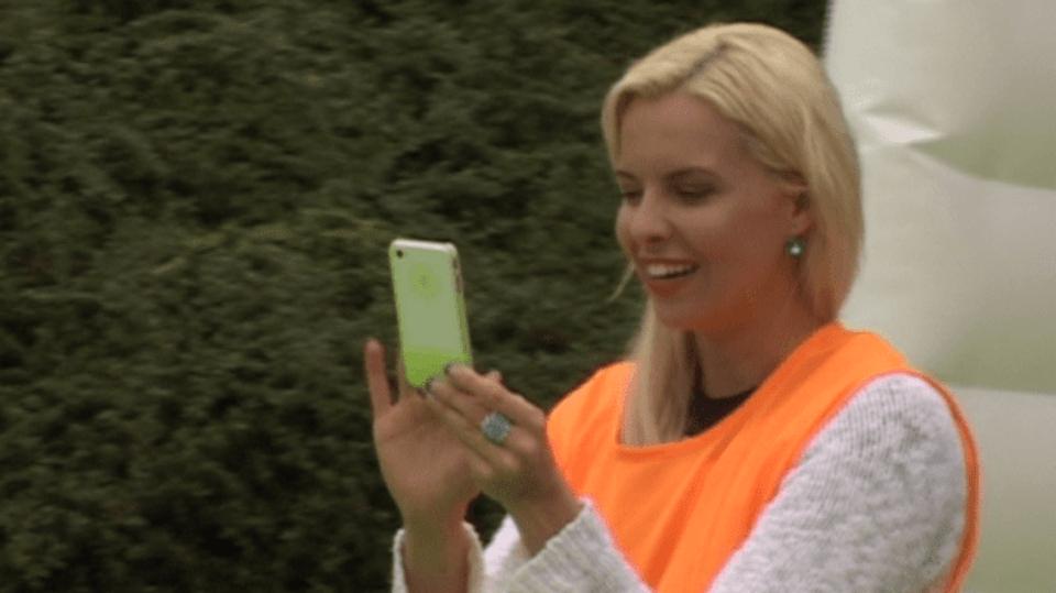 Video VIP zprávy: Kateřina Kristelová hraje fotbal
