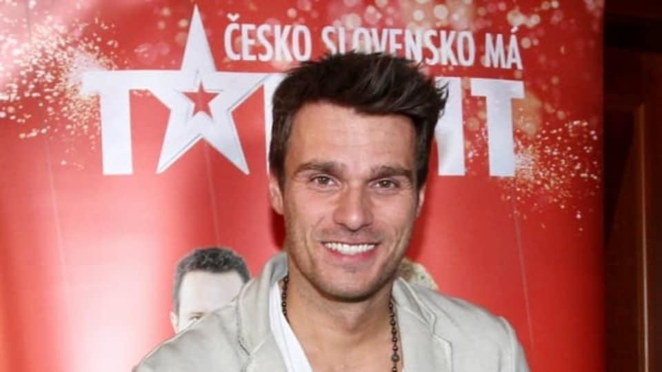 Leoš Mareš se tentokrát v soutěži Česko Slovensko má talent na FTV Prima představí jako porotce a ne jako moderátor