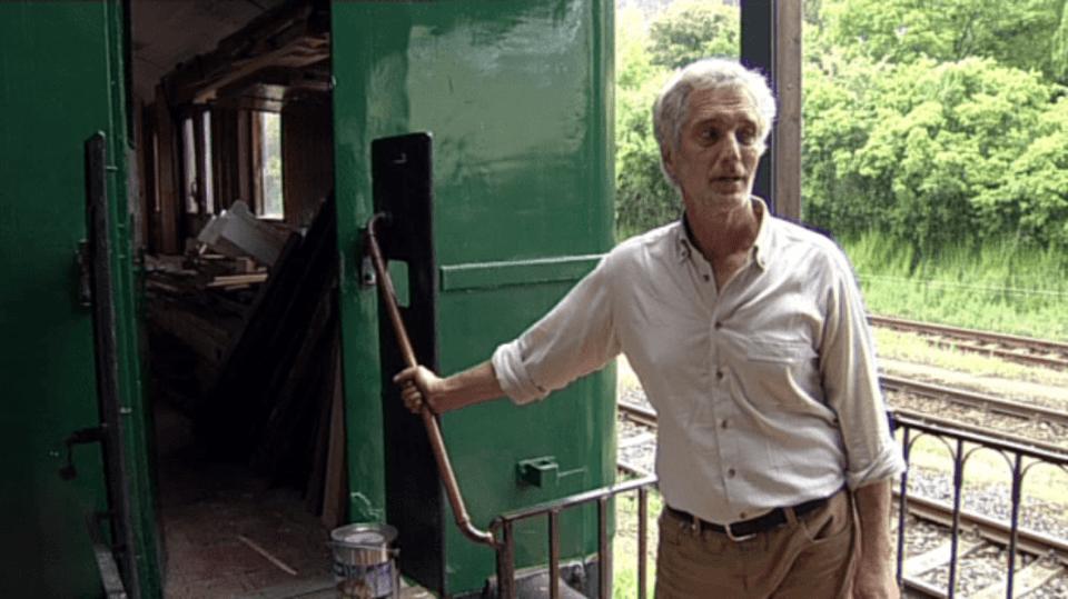 Video VIP zprávy: Tomáš Hanák na nádraží