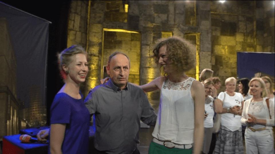 Video VIP zprávy: Jan Kraus v Miláně