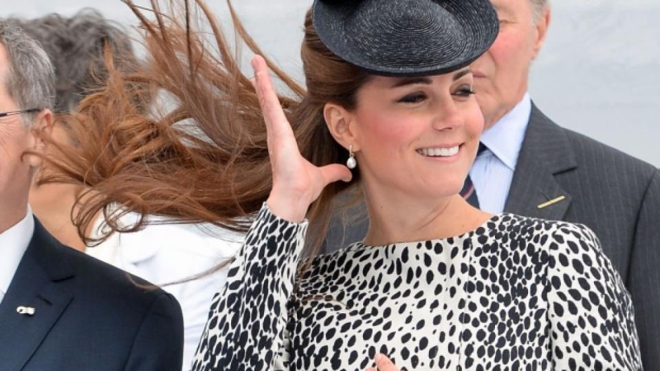 Vévodkyně Kate už se do porodu ve společnosti pravděpodobně neobjeví