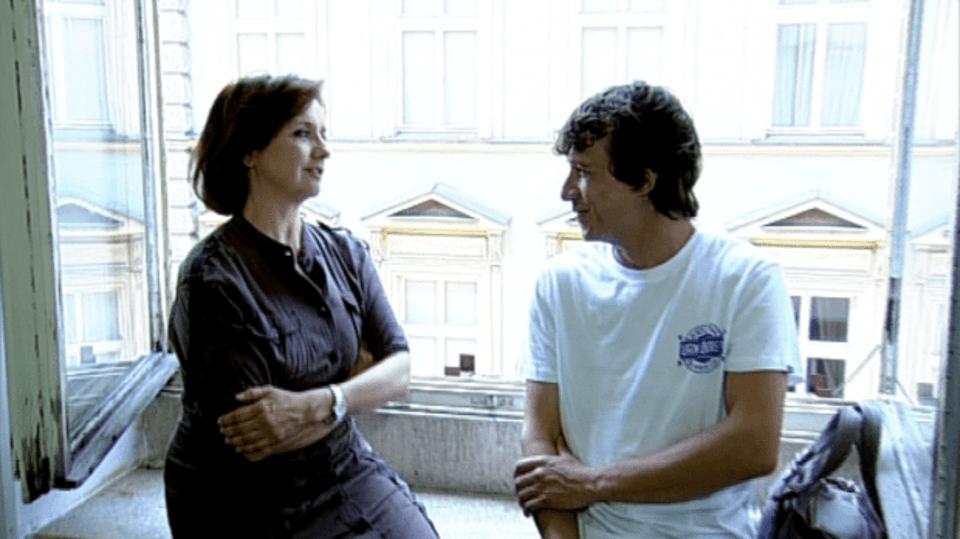 Video VIP zprávy: Veronika Freimanová a Martin Kraus