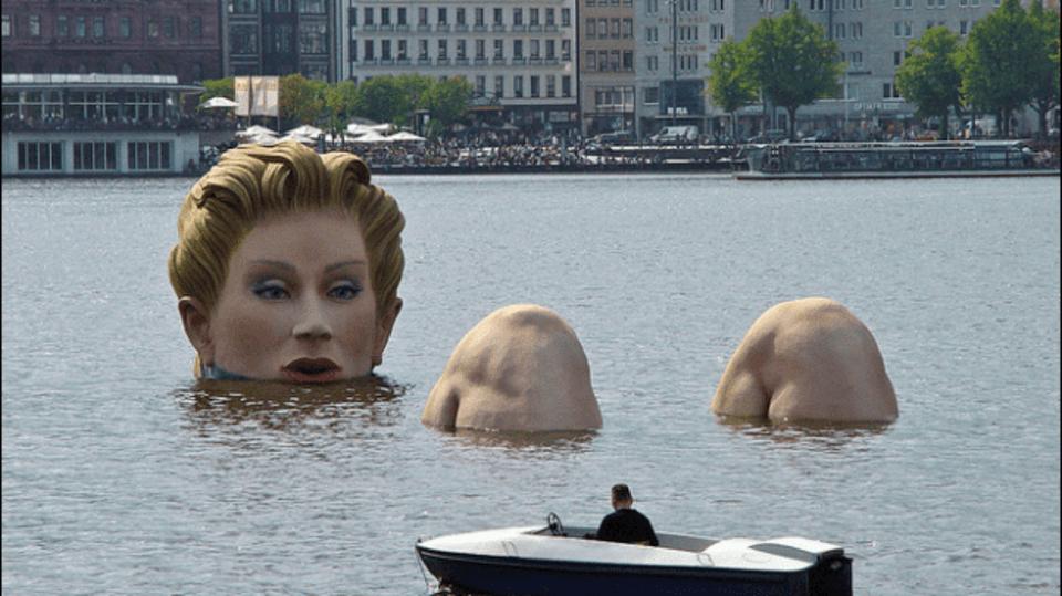 Nejdivnější sochy