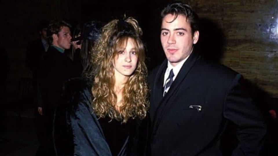 Sarah a Robert Downey Jr.