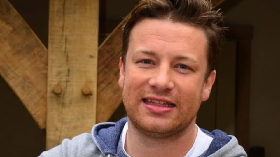 Jamie Oliver - profil