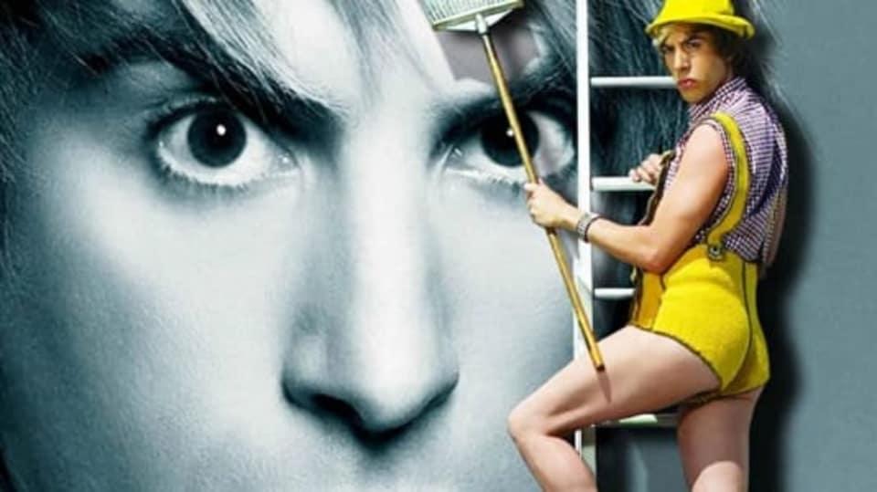 Sacha Baron Cohen ve filmu Bruno