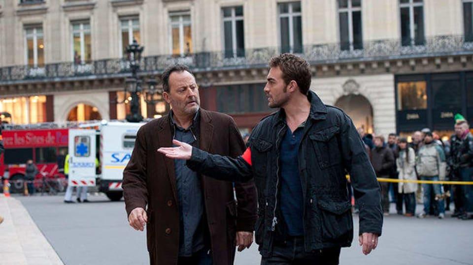 Paříž - na povrch sladká, ve skutečnosti plná vražd