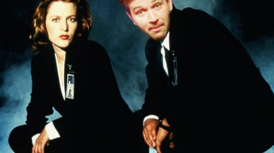 Akta X: Dana Scullyová a Ondřej Sokol