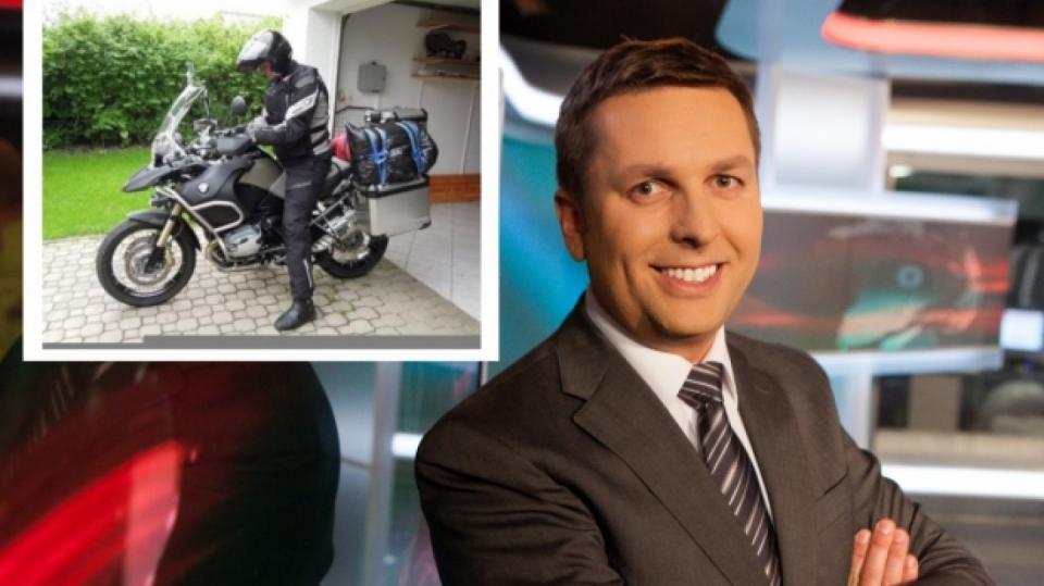 Moderátor Tomáš Hauptvogel vede dvojí život!