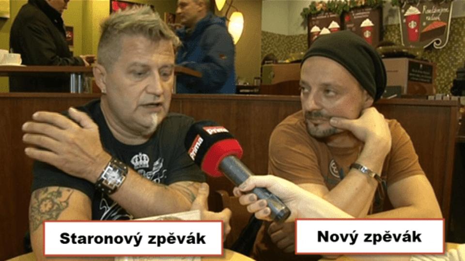 Video VIP zprávy: Skupina Argema angažovala nového zpěváka