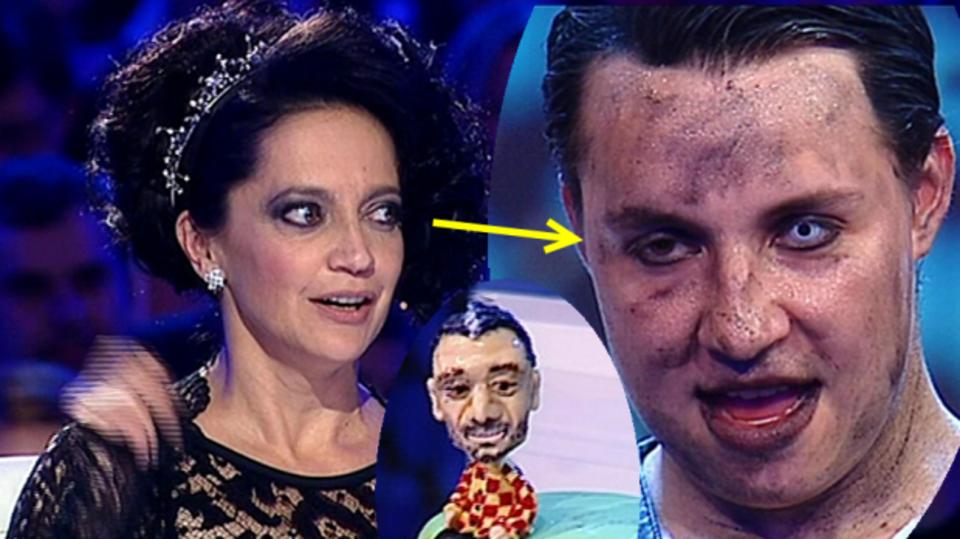 Video VIP zprávy: Lucie Bílá byla tentokrát pěkně vykulená. A Jaro Slávik zase dostal dort!
