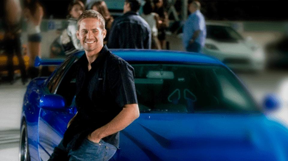 Paul Walker miloval rychlé auta