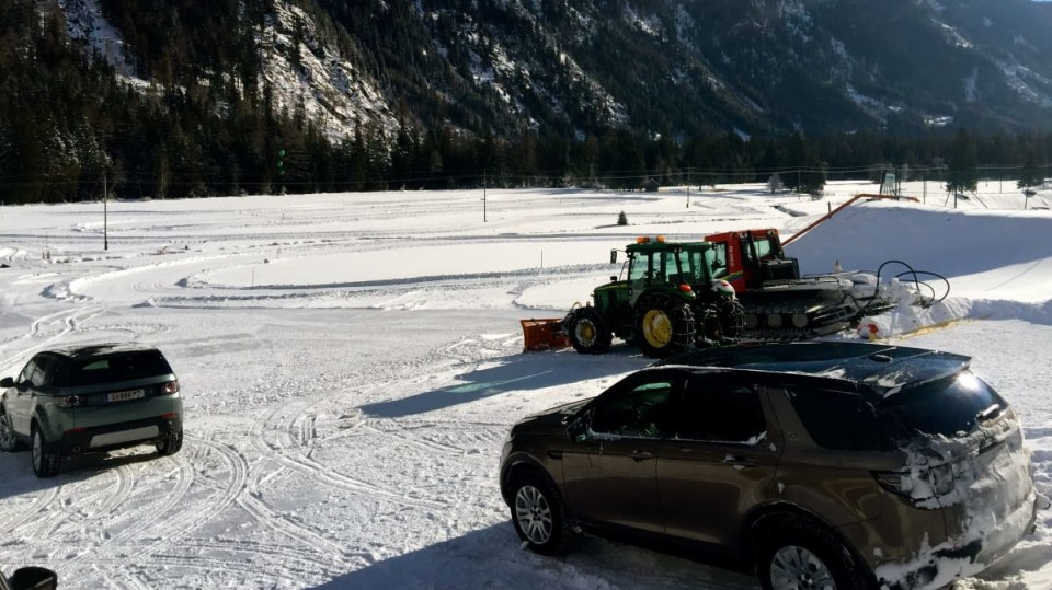 Land Rover Discovery Sport Test - Obrázek 1