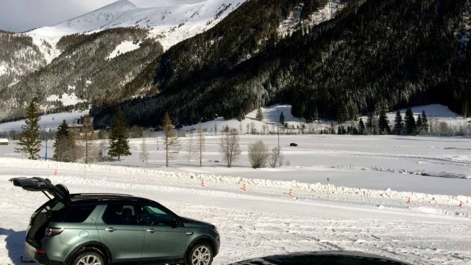 Land Rover Discovery Sport Test - Obrázek 2