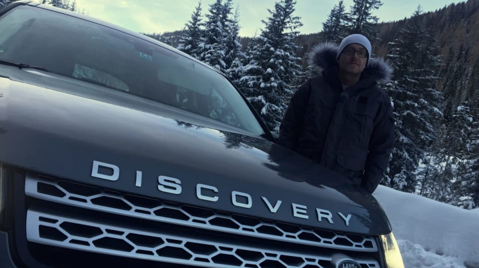 Land Rover Discovery Sport Test - hl