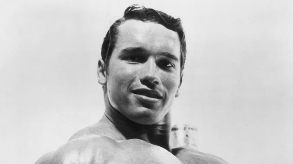 Arnold Schwarzenegger a jeho svaly