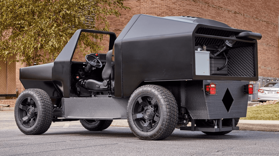 Dům i auto vyrobí 3D tiskárna - Obrázek 3