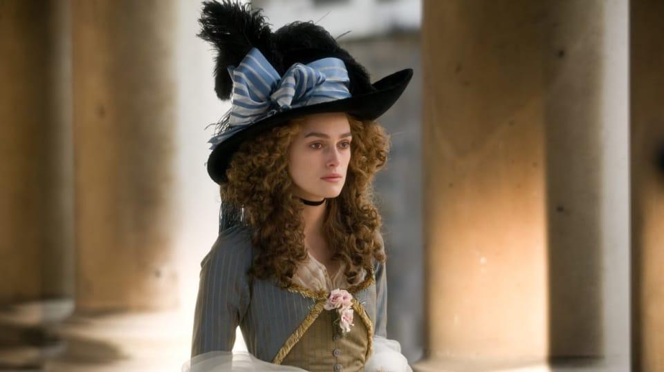 Keira Knightly si Vévodkyni zahrála