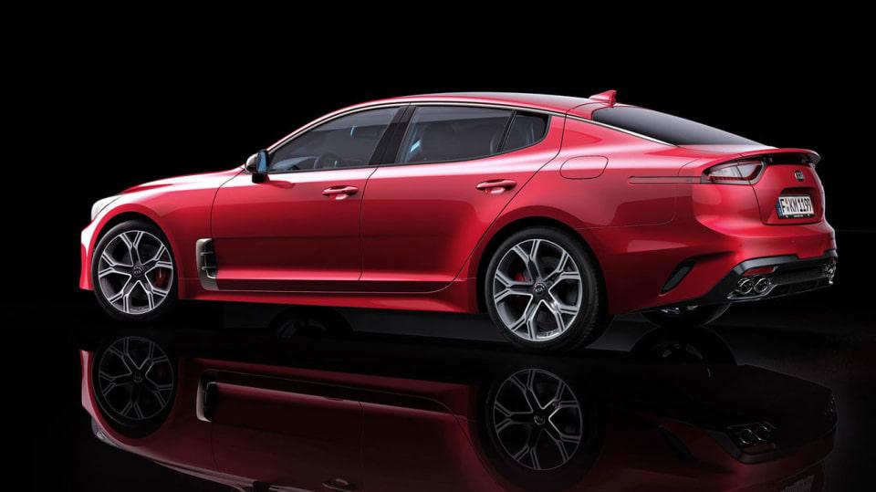 Kia Stinger možná změní budoucnost automobilky.
