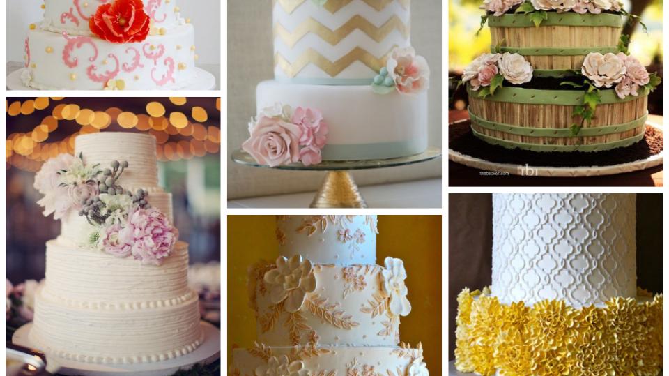 Báječné dorty- koláž nejlepších za rok 2013