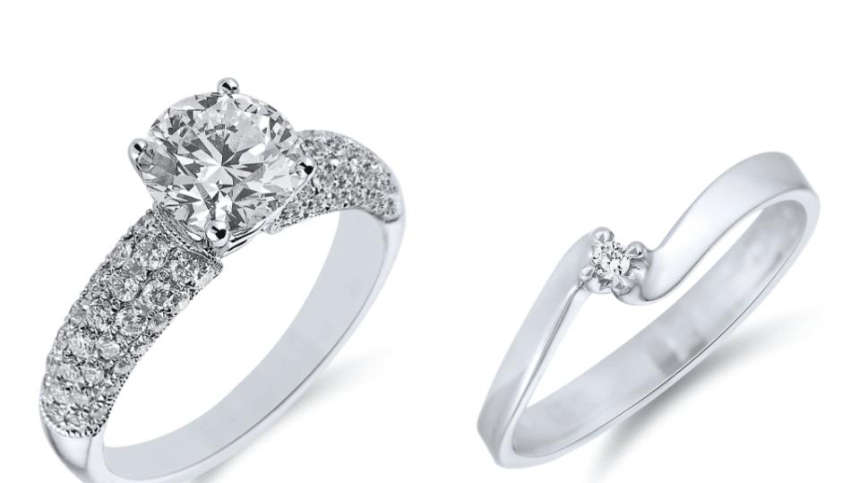 Prsteny ALO Diamonds
