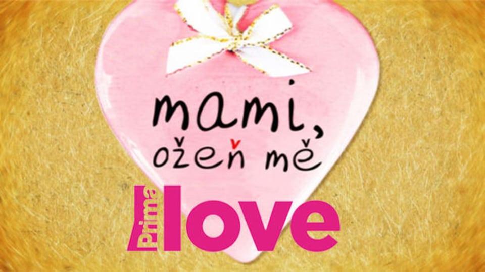 Mami, ožeň mě, logo LOVE