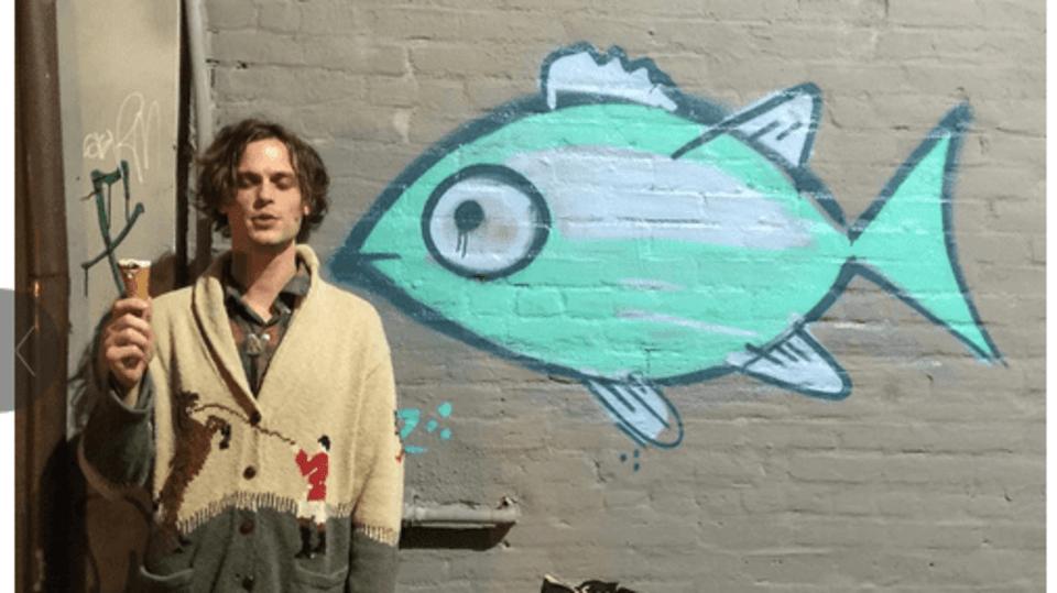 Matthew a potápění