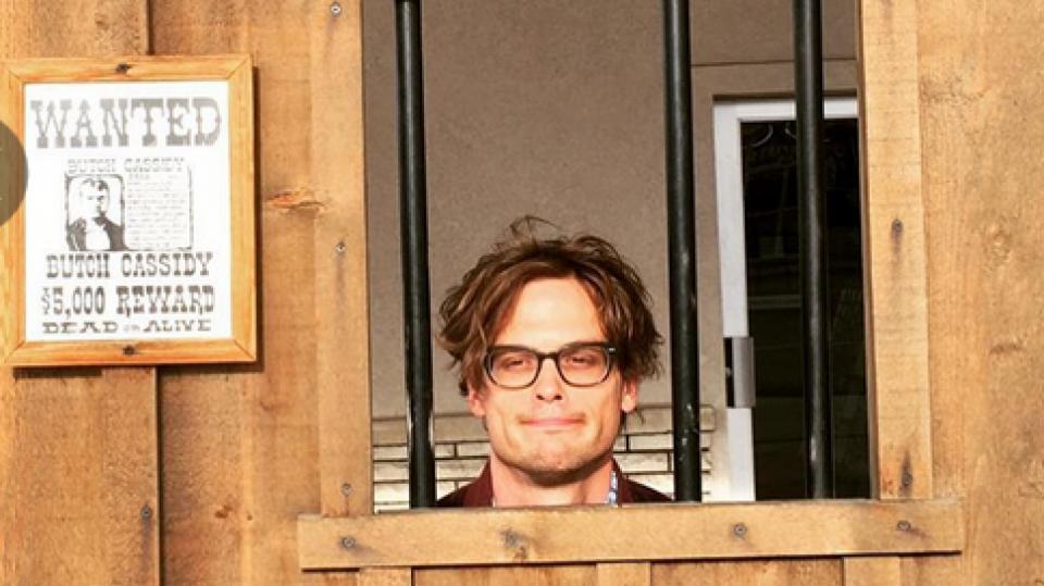 Matthew ve vězení