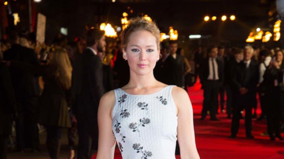 Jennifer Lawrence - dokonalá, jako vždy