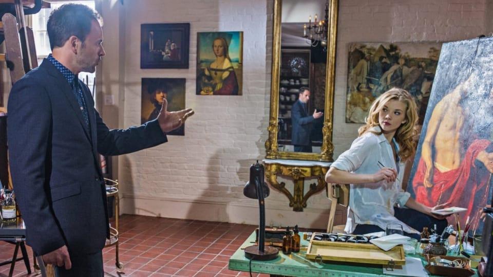 V Sherlock Holmes: Jak prosté hraje Irene herečka Natalie Dormer