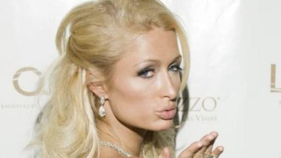 Dědička Paris Hilton