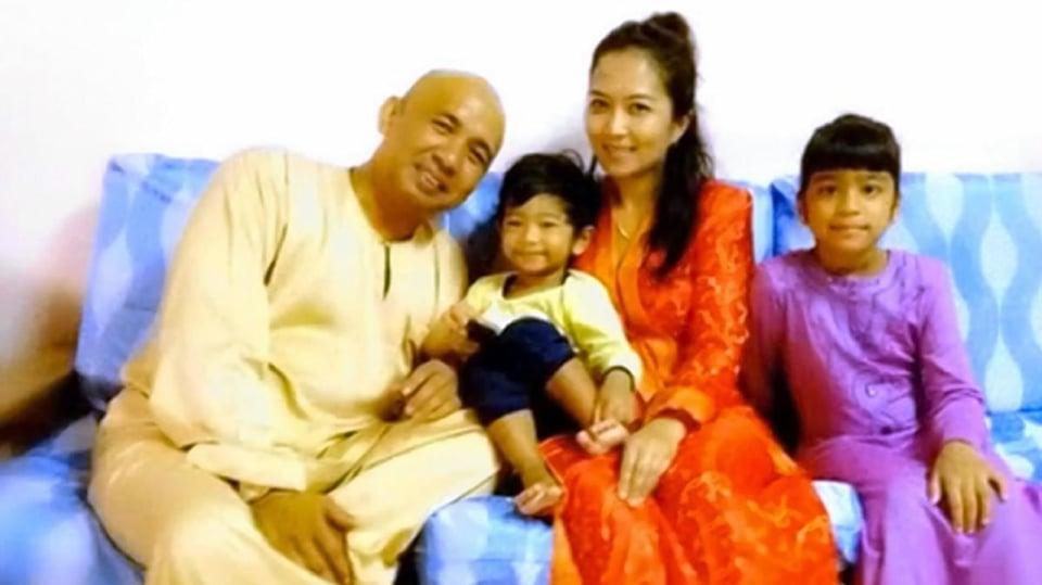 Pilot nešťastného letu s ženou a dětmi ještě ve šťastných časech