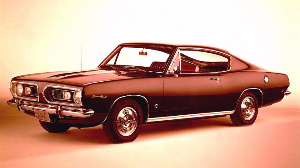 Plymouth Barracuda - Obrázek 11