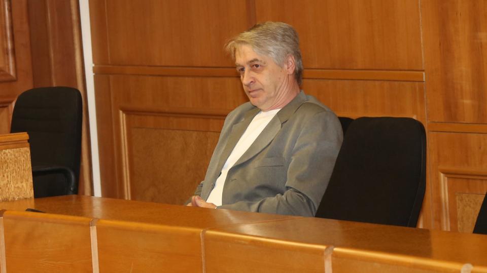 Josef Rychtář... se soudy už má své zkušenosti...