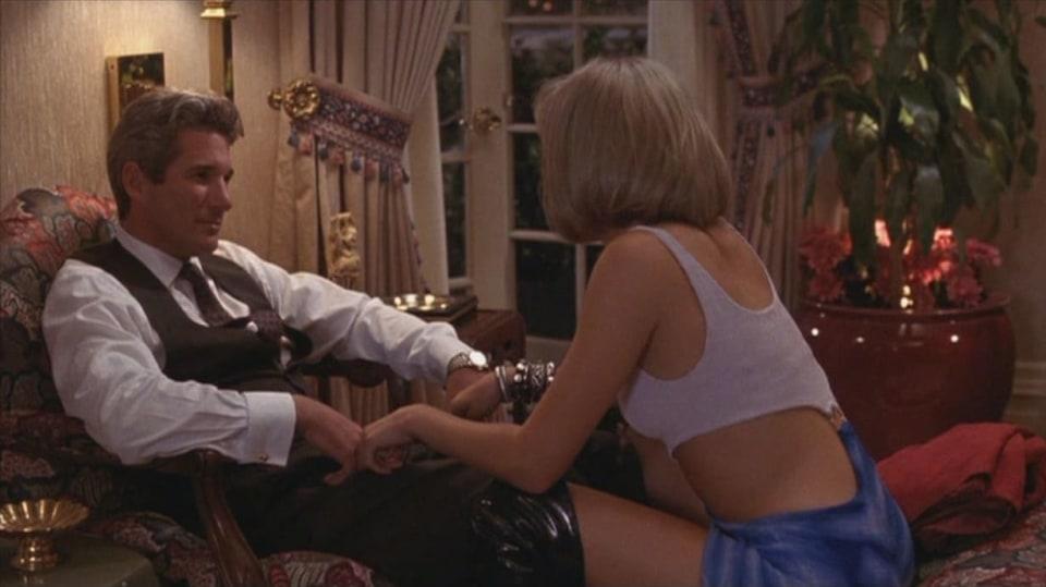 Film Pretty woman Richard Gere a Julia Roberts