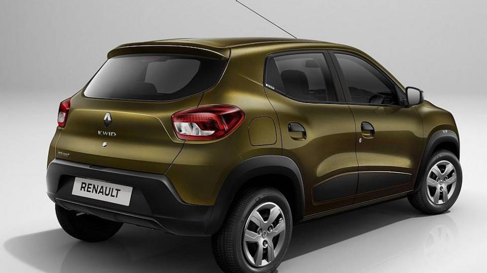 Renault Kwid - Obrázek 1