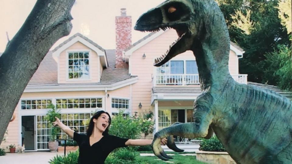 Rizzoli a Isles - Angie tančila s Tyronasaurem