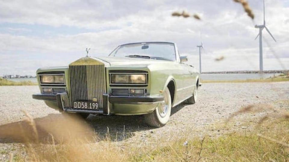 Roll-Royce Phantom VI