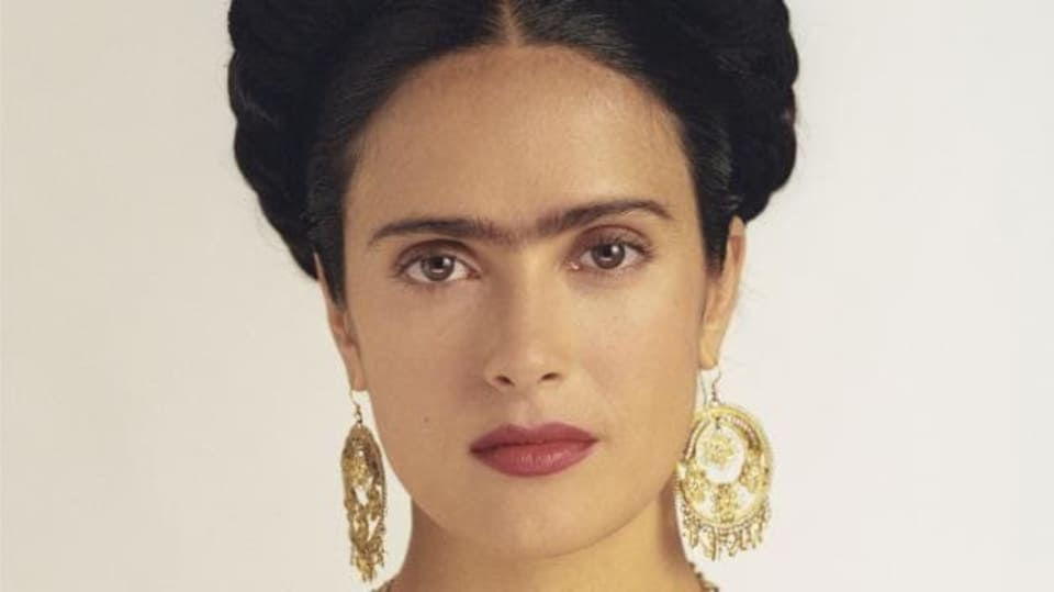 Fridu Kahlo si zahrála Salma Hayek