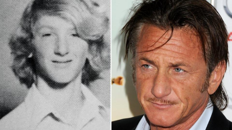 Ano, je to opravdu on - herec Sean Penn