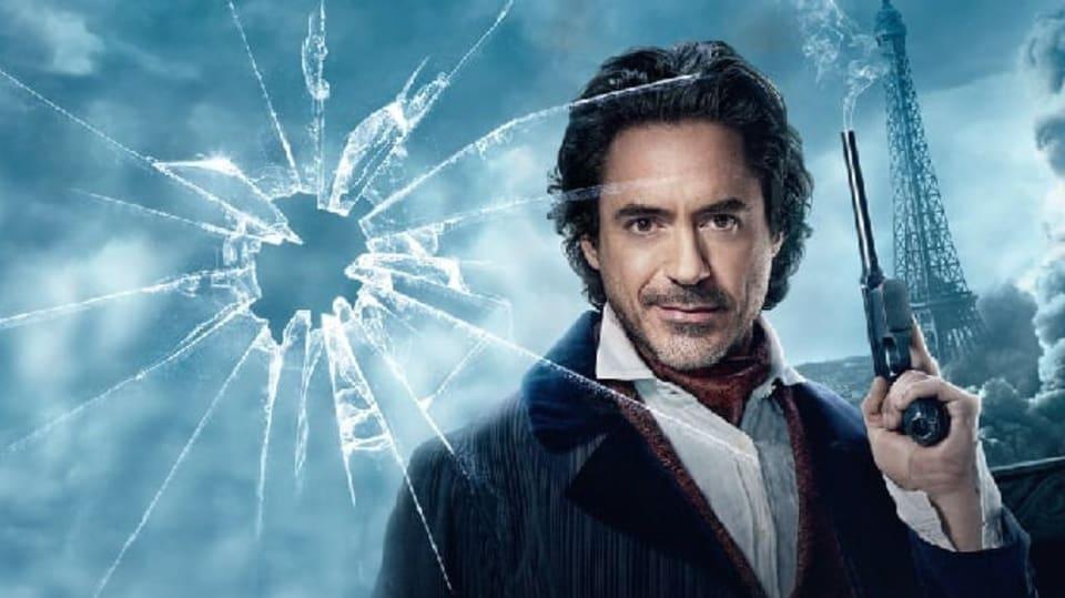 Robert Downey jako Sherlock Holmes