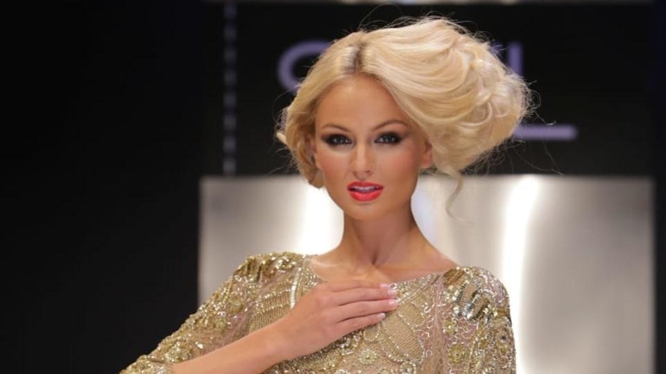 Tereza Fajksová se stala Miss Earth 2012