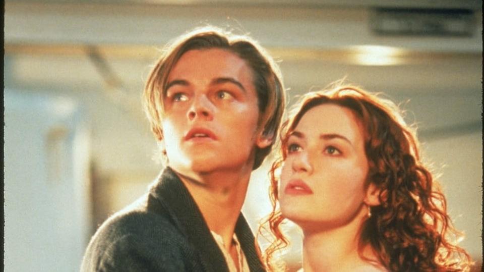 Film Titanic - Rose a Jack