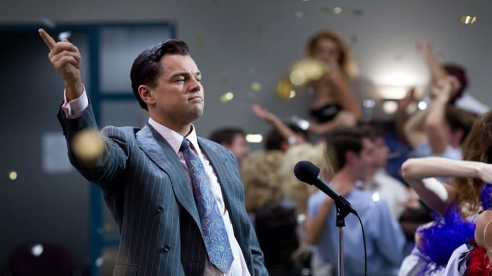 Leonardo DiCaprio jako vlk z Wall Street
