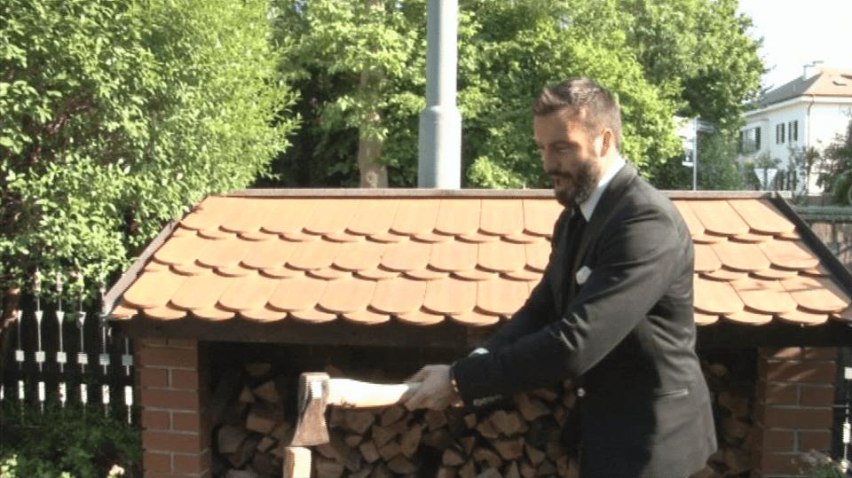 Video VIP zprávy: Václav Noid Bárta