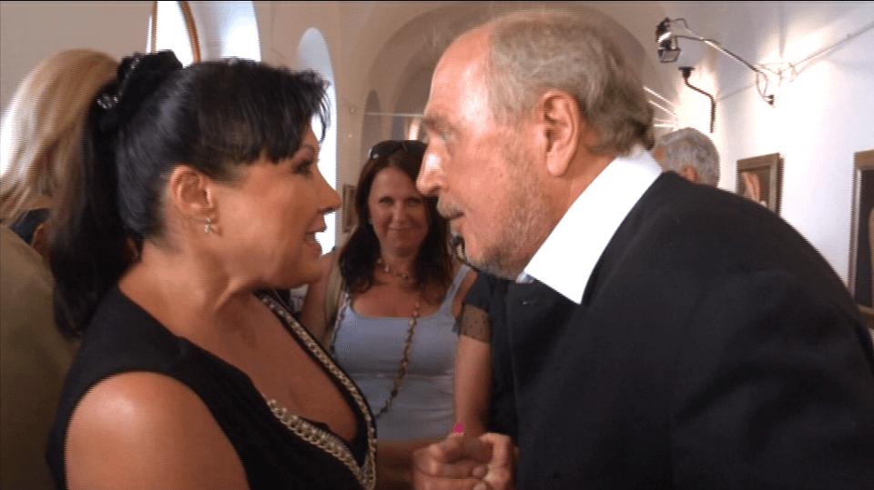 Video VIP zprávy: Narozeniny Kristiána Kodeta